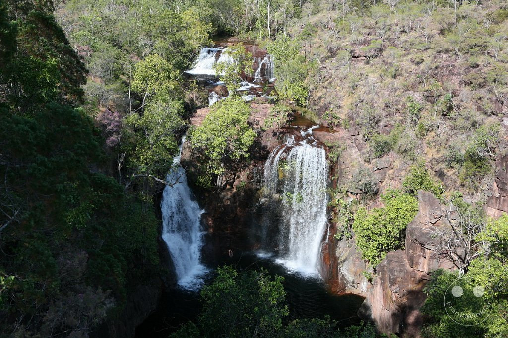 Florence Falls - Northern Territory - Lichfield National Park