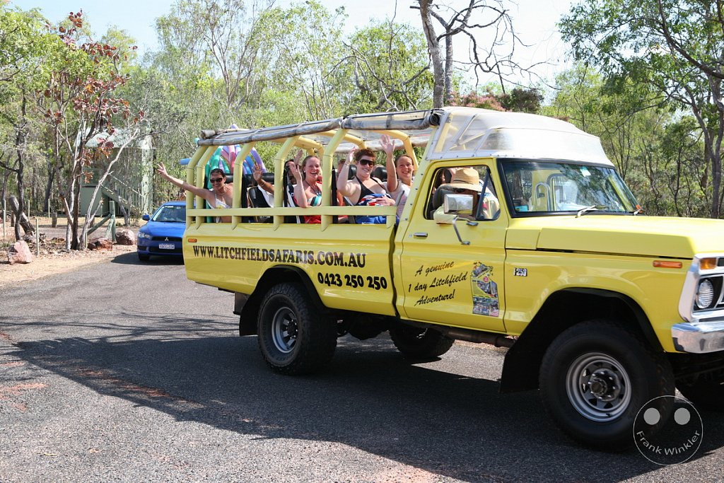 Litchfield-Safaris - Northern Territory - Lichfield National Park