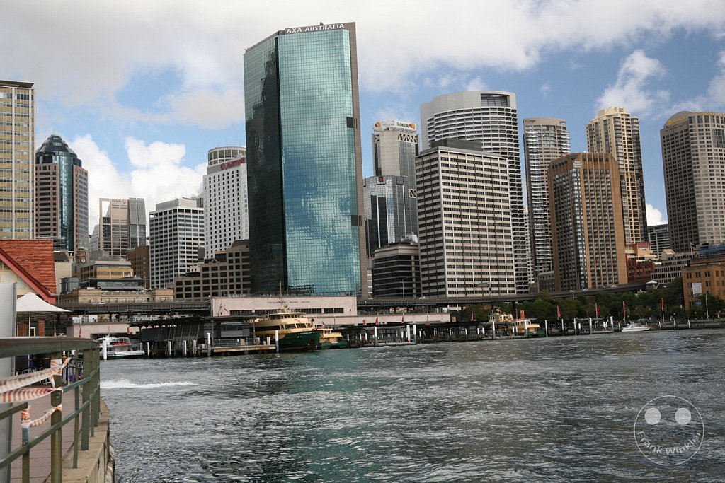 Sydney - Circular Quay Fährhafen - New South Wales