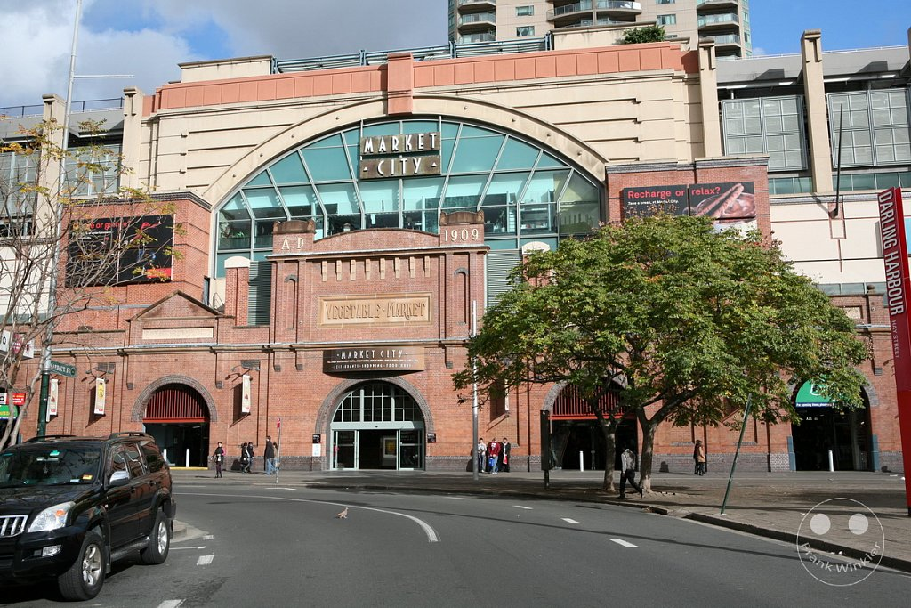 Sydney - Market City - New South Wales