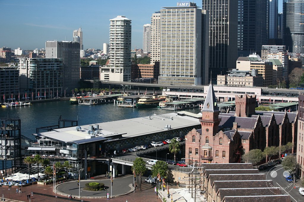 Sydney - The Rocks - New South Wales