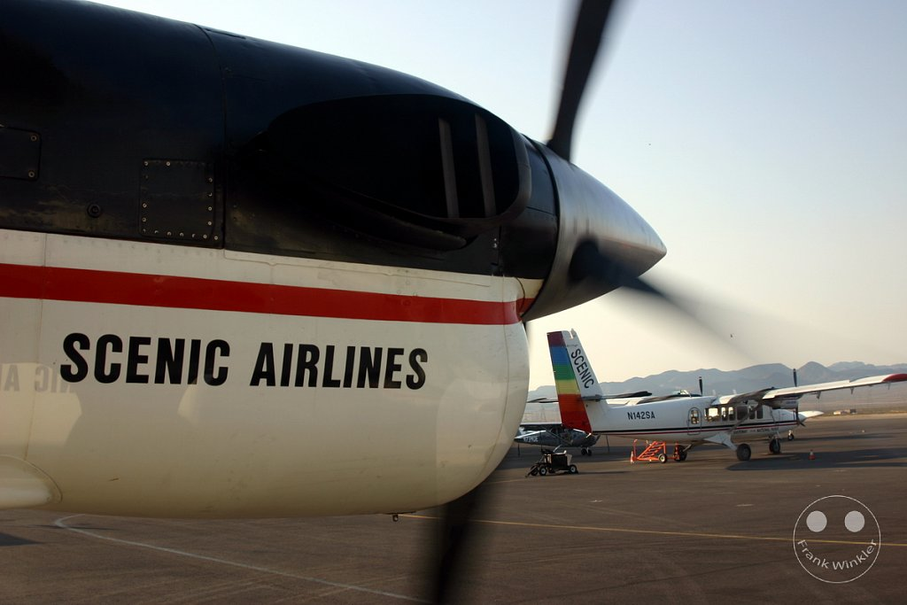 Grand Canyon - Scenic Airlines