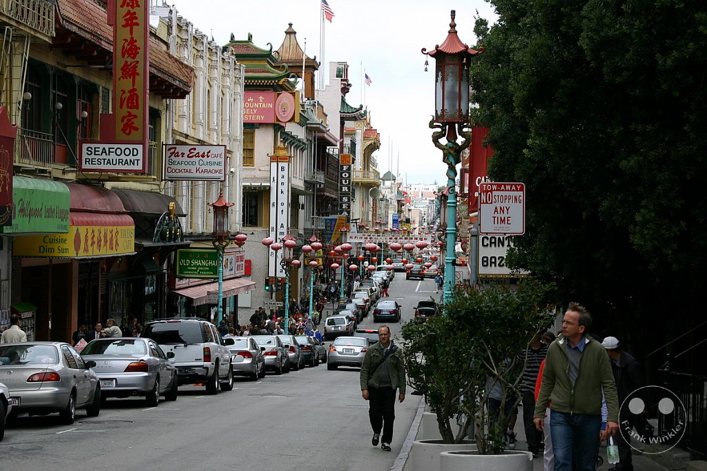 San Francisco - China Town