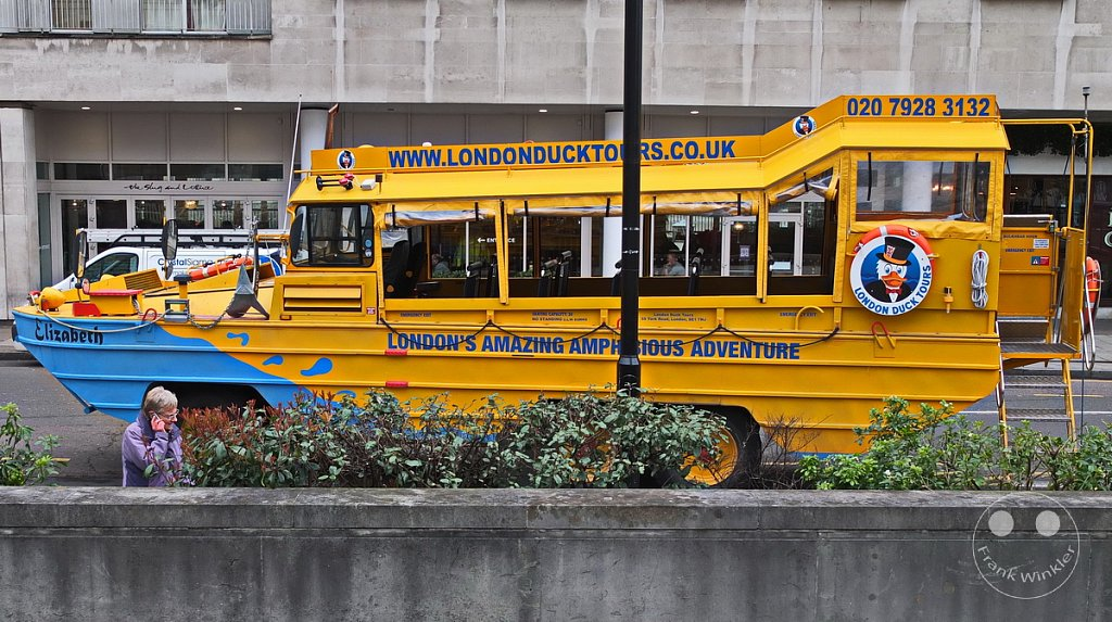 Duck Tours - London