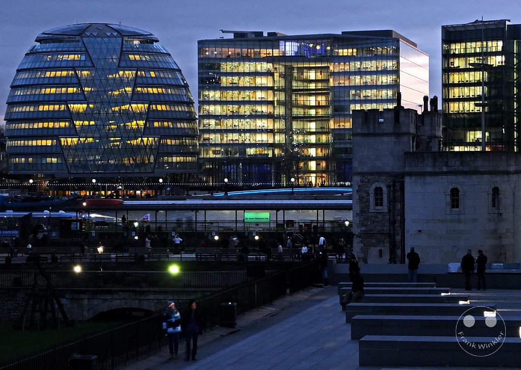 City Hall - London