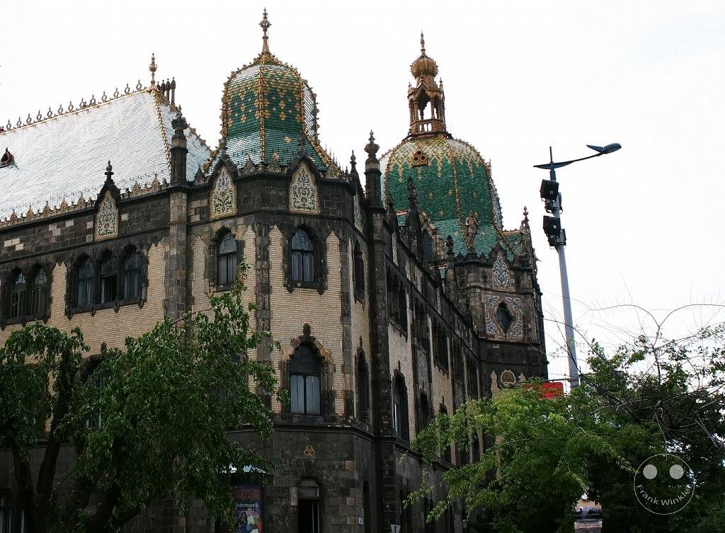Museum of Applied Arts - Budapest - Ungarn