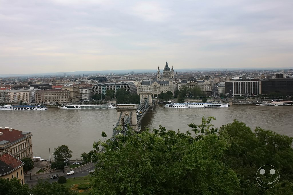 Castle Hill - Budapest - Ungarn