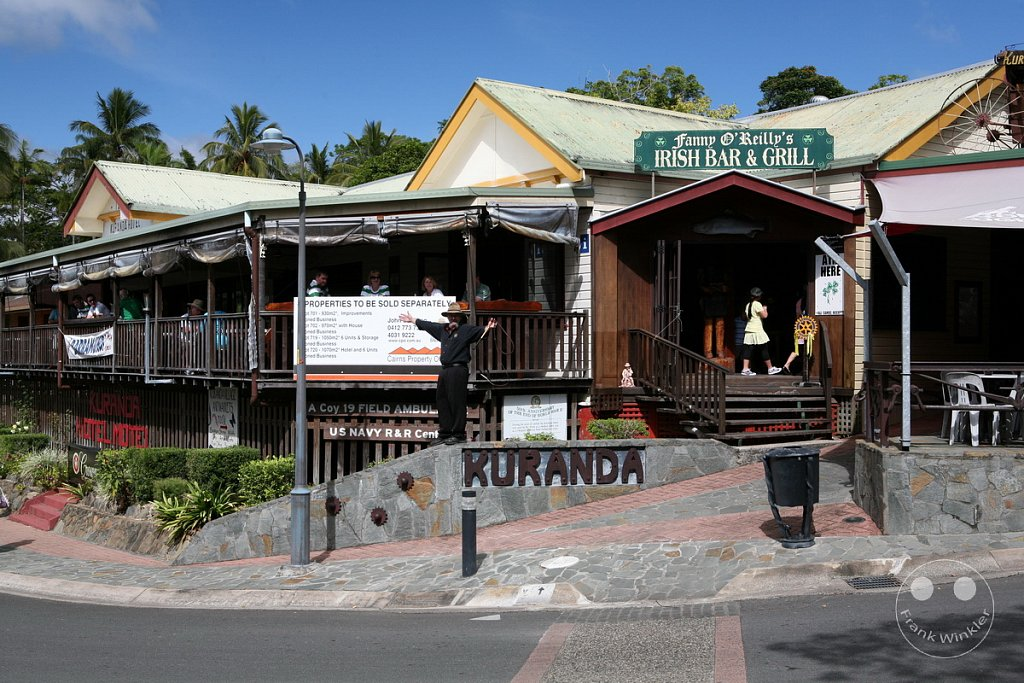 Queensland - Kuranda