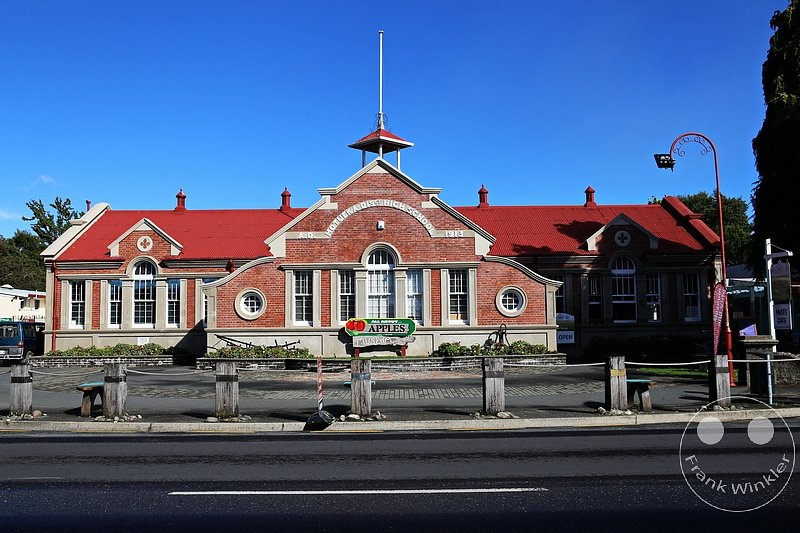 Motueka - Apples Museum