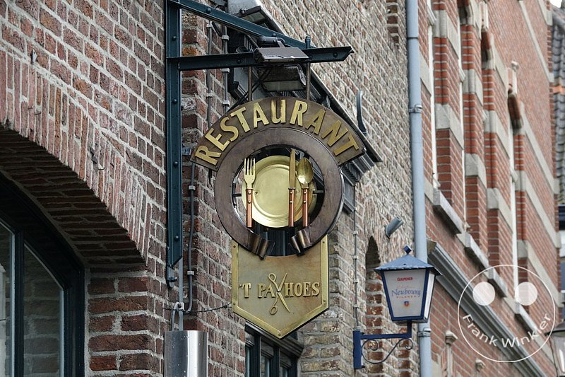 Maastricht - Restaurant Pakhoes
